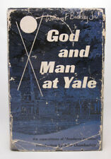 God and Man at Yale - William F. Buckley - First Edition - HC/DJ