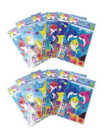TINYMILLS Shark Family Coloring Book with Crayons Party Favors, 12 pack