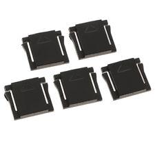 5x Hotshoe Cover Protective DSLR Camera Accessories for Canon/Nikon-Black