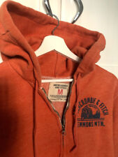 sudadera capucha hooded sweater jumper abercrombie fitch M edmmond scalpers