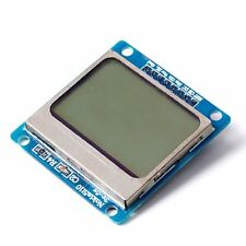 Nokia 5110 LCD Module for projects and arduino