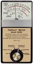 TriField Meter 100xe - a 3 Axis AC EMF meter: Paranormal & Home Inspection