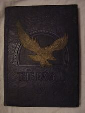 1940 COLLEGE YEARBOOK, THE EAGLE, TENNESSEE POLYTECHNIC INSTITUTE, COOKEVILLE,TN