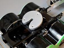 Fifth 5th wheel coupling aluminum Cover Plate Tamiya R/C 1/14 King Grand Hauler