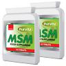 Msm ( Sulphur ) 1000mg X 120 Tablets Health Supplement Nails Teeth Hair Skin UK