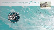 2009 PNC Dolphins of the Australian Coastline, with limited edition Medallion