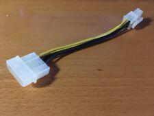 Adapteteur pour alimentation PC : Molex vers PCIe 6pins