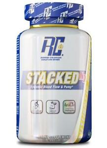 Ronnie Coleman Stacked No 90 caps Agmatine Sulphate