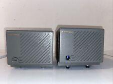 2 X Motorola Bsn1004a Centracom Gold Dispatch Console External Speaker