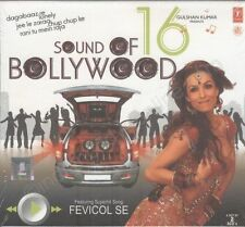 SOUND OF BOLLYWOOD 16 (DABANGG 2, KHILADI 786) NEW 2 CD'S SET