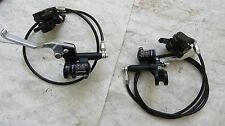 GIANT MPH BRAKE BLACK VINTAGE EARLY MOUNTAIN BIKE DISC SHOES CALIPER