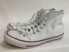 NEW Converse Chuck Taylor All Star White Runners Mens sz 10, Ladies Sz 12 RP$120
