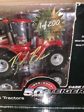 Case IH 1/32 Magnum 305 & Steiger 535 Tractors Special Edition SIGNED 1 Of 200