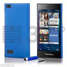 32nd Hard Shell Slim Case Cover For Blackberry Phones + Stylus