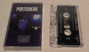 Portishead Dummy 1994 Megastar Go! Disc Saudi Arabia 191061 Cassette Tape Album
