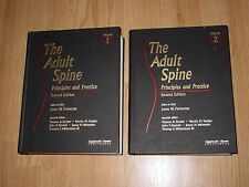 The Adult Spine Principles and Practice 2nd Ed 2 volumes