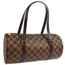 LOUIS VUITTON PAPILLON 30 HAND BAG PURSE DAMIER CANVAS N51303 MB1014 AK41943a