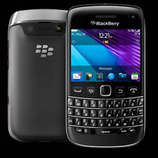 Blackberry Bold 9790 Smartphone del teléfono móvil Qwerty Desbloqueado Sim Libre Negro