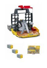 Tonka Tinys Cityscape Carrying Case + Bonus Car Packs [toy car truck micro mini]