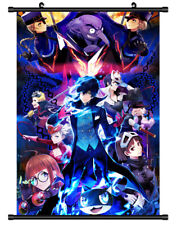 4823 Shin Megami Tensei PERSONA 5 Decor Poster Wall Scroll cosplay