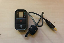 GoPro Wifi remote excellent condition, for Gopro Hero 3 3+ 4 White Silver Black