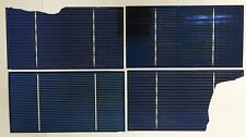 1KW Almost Whole Broken 3x6 Solar Cells DIY Solar Panel 3/4 Cell Battery Charge