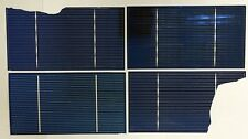 1KW Almost Whole Broken 3x6 Solar Cells DIY Solar Panel