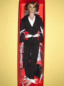 "Integrity Fashion Royalty - 2014 Time Served Preston Woods 12"" Doll - NRFB"