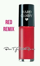 LOT 30 Hard Candy Nail Polish RED REMIX .26oz NEW * Wholesale Bridal Shower Gift