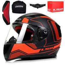 LS2 FF353 Rapid Carrera Motorradhelm Integralhelm Helm Rollerhelm Gr.S-2XL