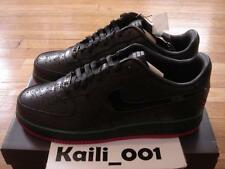 Nike Air Force 1 Low Premium Sz 11.5 Black History BHM One Love 2010 B