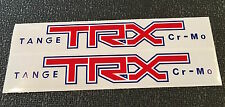 TANGE TRX FORK DECALS - 1 pair of fork decals