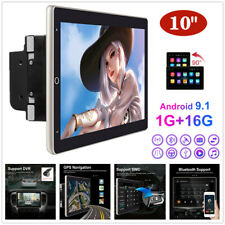 "10"" 1+16G 4 CoreCar Radio 2 Din Android 9.1 GPS Stereo Navi MP5 Player WiFi IOS"