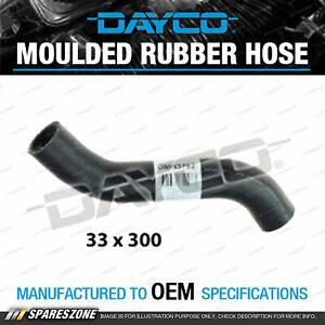 Dayco Upper Radiator Hose for Mitsubishi Pajero NM NP NS NT NW 3.2L
