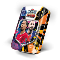 2020/21 Match Attax UEFA Mini Tin - Choose Gold / Silver / Bronze Limited Messi!