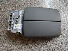 Audi Q7 4M Innenausstattung Verkleidung Mittelarmlehne Valcona Leder rotorgrau