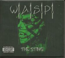 The Sting Limited Edition W.A.S.P.  CD