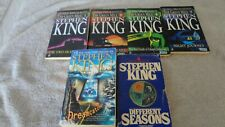 6-The Green Mile (Stephen King) #1, #2, #4, #5 P/B 1996