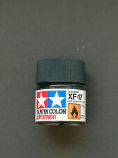 "Tamya color 10 ml   "" XF17 FLAT SEA BLUE """