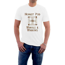 Hengist Pod Wheels and Windows T-shirt Carry On Cleo Tee from Sillytees
