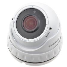 5MP Varifocal SONY CMOS 4 in 1 TVI AHD CCTV Dome Camera 30m IR White