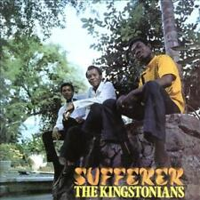 THE KINGSTONIANS - SUFFERER NEW CD