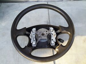 2003-2005 Subaru Forester Manual Steering Wheel OEM