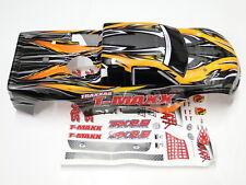 NEW TRAXXAS T-MAXX 2.5 Body ProGrapix Black RW5K
