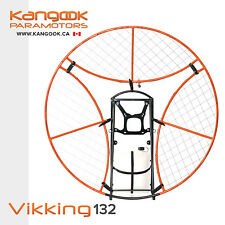 KANGOOK Vikking Paramotor PPG Powered paraglider SWAN NECK ARMS