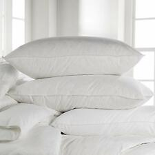 LUXURY 5 STAR HOTEL QUALITY - PAIR SUPER BOUNCE BACK MICROFIBRE PILLOWS