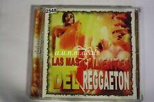 Las Mas Calientes Del Reggaeton - Various Artists Music CD