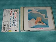 MADONNA Secret Remixes 1995 OOP CD OBI Japan WPCR-170