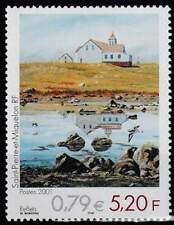 Saint Pierre et Miquelon postfris 2001 MNH 825 - Kunst / Art