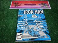 vtg all new Iron Man 180 Marvel Comic book 1st print